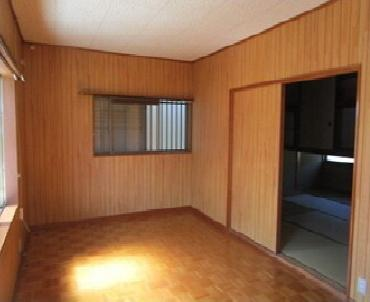 【居間・リビング】桜5丁目中井貸家(2戸1)