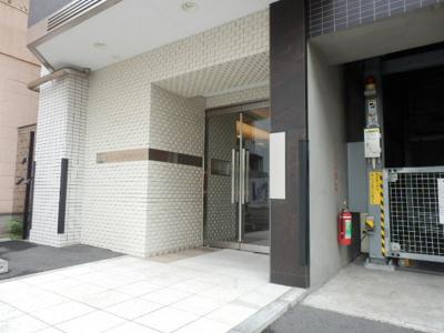 【エントランス】SYNEX横濱阪東橋