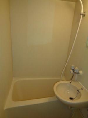 【浴室】第5ヒカリハイツ
