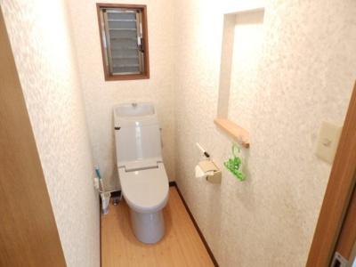 【トイレ】西谷コーポ