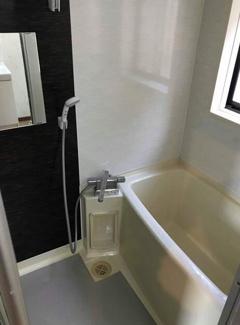 【浴室】三重県名張市蔵持町芝出一棟アパート