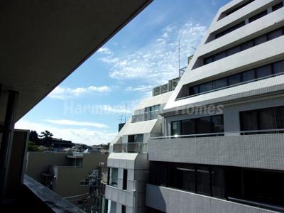 渋谷コーポラスの眺望☆