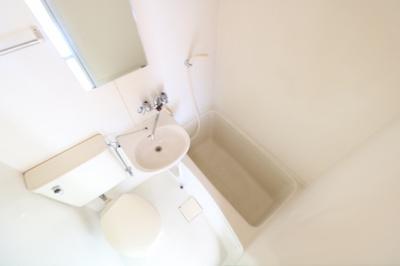 【浴室】ピエール山科