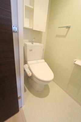 トイレもきれいです 三郷新築ナビで検索