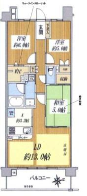 間取り図です 三郷新築ナビで検索