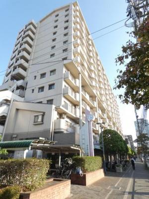 【外観】プリメール柳島 5階部分 リフォーム済 平成8年築 押上駅5分