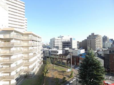 【展望】プリメール柳島 5階部分 リフォーム済 平成8年築 押上駅5分