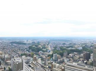 【展望】CHIBA CENTRAL TOWER