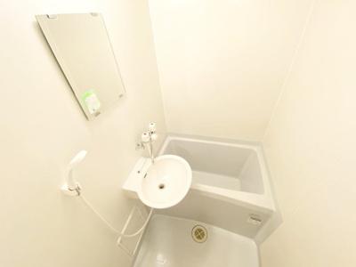 【浴室】レオパレスサン・ビレッジI