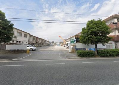 【外観】豊南町・村田トラック駐車場