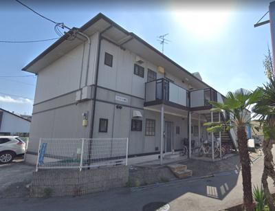 【外観】尼崎市塚口の一棟収益アパート