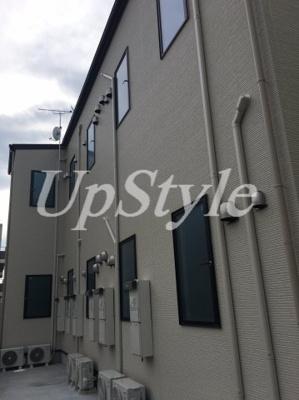 【外観】プレイミアハイツ六町