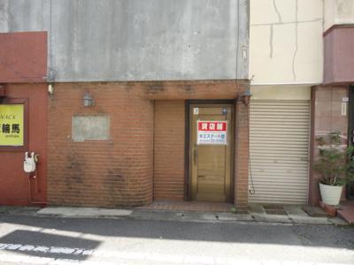 【外観】鹿島町野口貸店舗