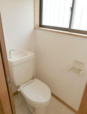 【トイレ】パークハイム