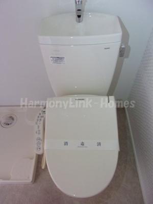 MIURA-Ⅱの落ち着いたトイレです☆