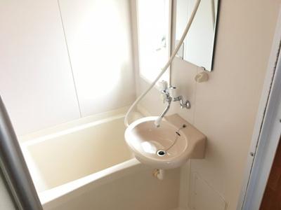 【浴室】クリスタルハイツ