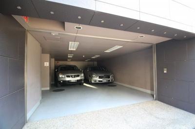 【駐車場】ベルシア神戸三宮