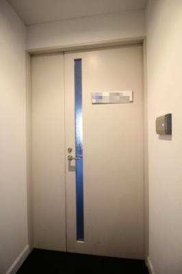 【玄関】ベルシア神戸三宮