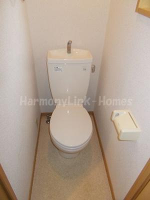シンエイトのトイレ(別部屋参考写真)