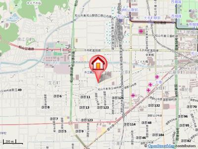 【地図】CIEL ETOILE