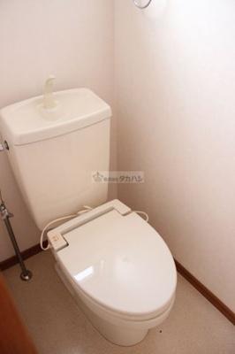 【トイレ】シティハイツ金山
