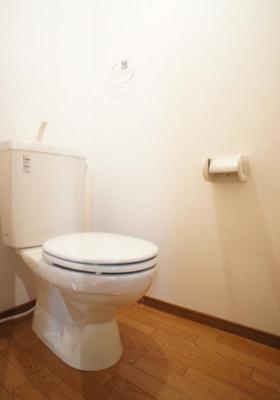 【トイレ】Y's flat  入谷