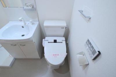 【トイレ】Fメゾン鷺洲