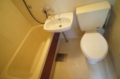 【浴室】エスコーポ平野