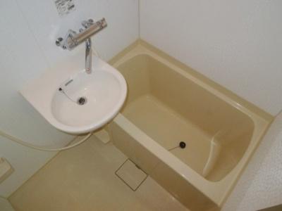【浴室】グランティアラ浅草
