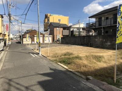 【外観】クロワールタウン別所町 新築