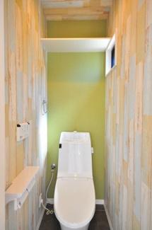 当社施工例です。乾燥暖房機能付き浴室