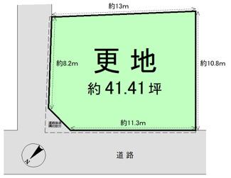 2号地参考プラン(延床93.45m2) 3LDKから4LDKに間取り変更できる家