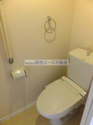 【トイレ】レオネクスト稲田