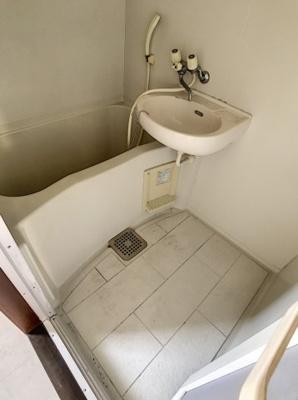 【浴室】サンライフ後田