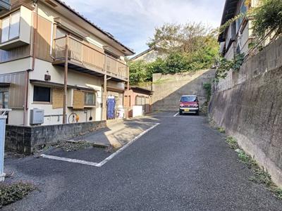 【駐車場】サンライフ後田