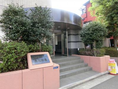 【エントランス】バームハイツお花茶屋