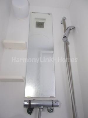 ハーモニーテラス志茂Ⅱのシャワールーム☆