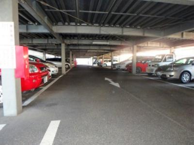 【駐車場】わらび住宅