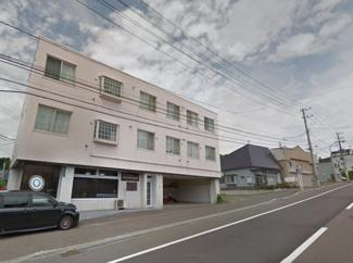 【外観】小樽市長橋3丁目一棟マンション