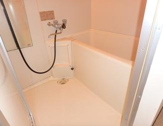 【浴室】小樽市長橋3丁目一棟マンション