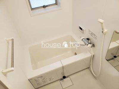 【浴室】甲子園ハニーマンション