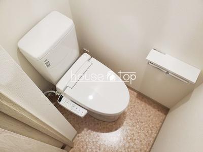 【トイレ】甲子園ハニーマンション