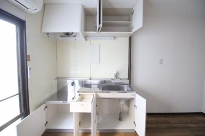 【キッチン】メゾン二日市