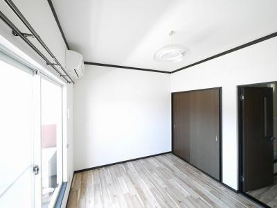 【居間・リビング】新大宮タカハシ荘
