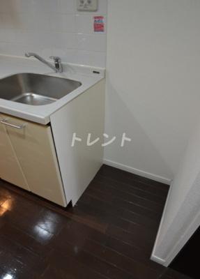 【収納】ラグジュアリーアパートメント西新宿