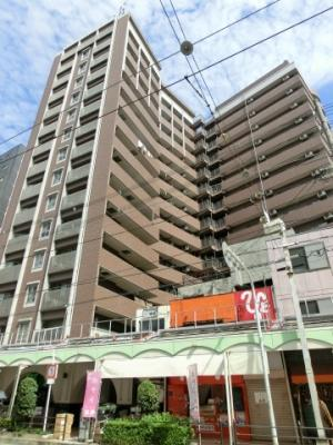 カスタリア阿倍野 鉄筋コンクリート造 15階建