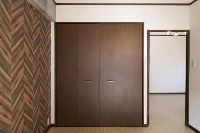大容量のクローゼットは実際にお住まいされる多くのご家庭に喜ばれる設計です♪