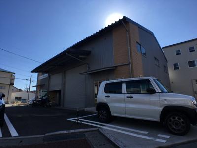 【外観】江陽町貸倉庫