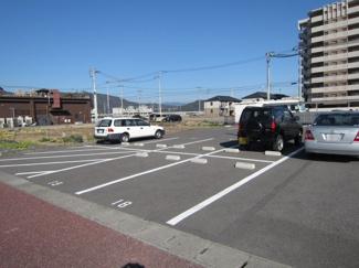 【外観】北久保第2月極駐車場