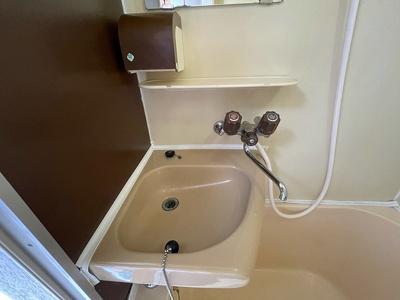 【浴室】ハイツ尾沢